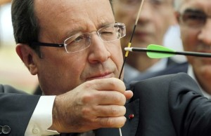 APTOPIX France Hollande Olympics